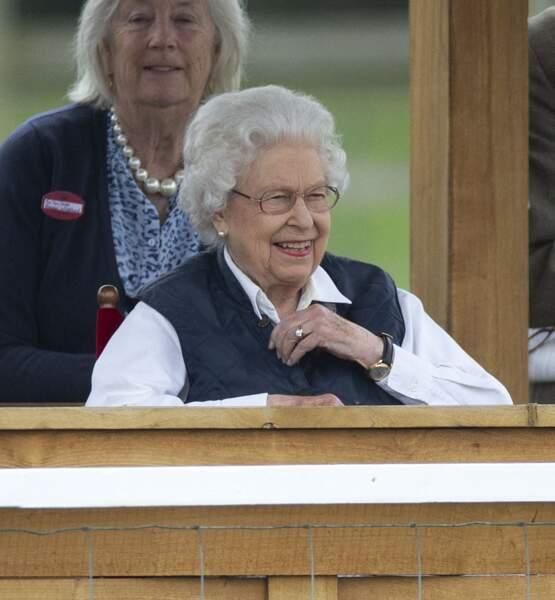 Il est possible que la reine se rende également à cette compétition hippique ce dimanche 4 juillet.