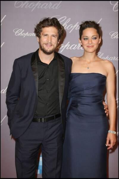 Marion Cotillard et Guillaume Canet au Festival de Cannes en 2009