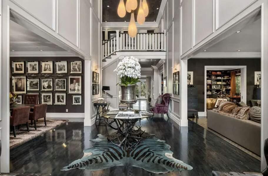La villa de Johnny Hallyday à Pacific Palisades vendue en février 2021 pour 13 millions d'euros à Los Angeles