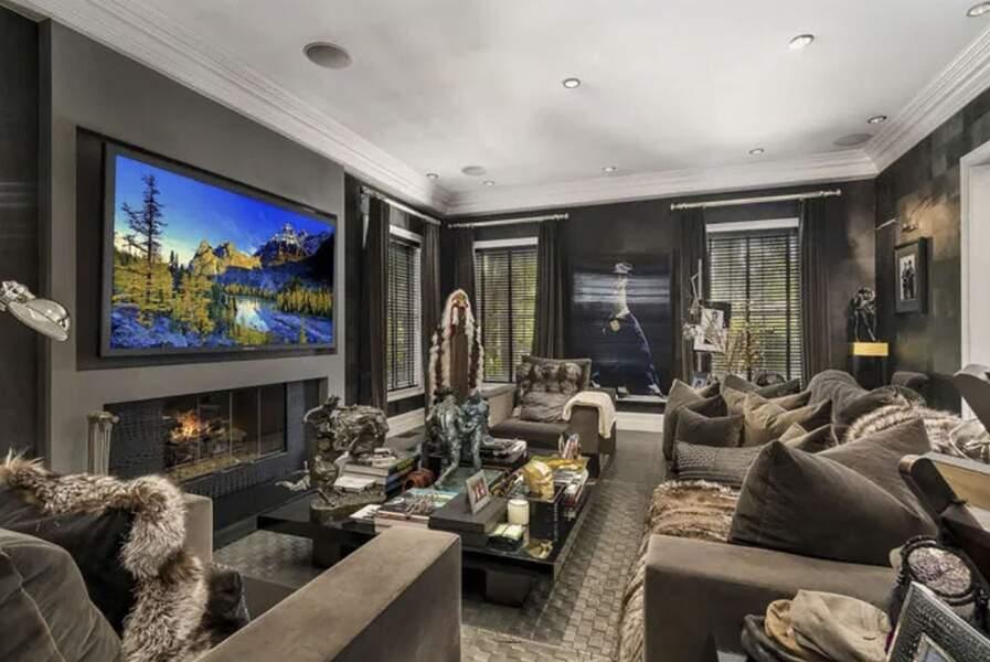 La villa de Johnny Hallyday à Pacific Palisades vendue en février 2021 pour 13 millions d'euros à Los Angeles, le 5 juillet 2021
