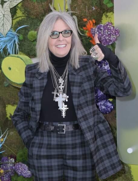 Diane Keaton à la première de Green Eggs And Ham au Hollywood American Legion Post 43 à Los Angeles, le 3 novembre 2019
