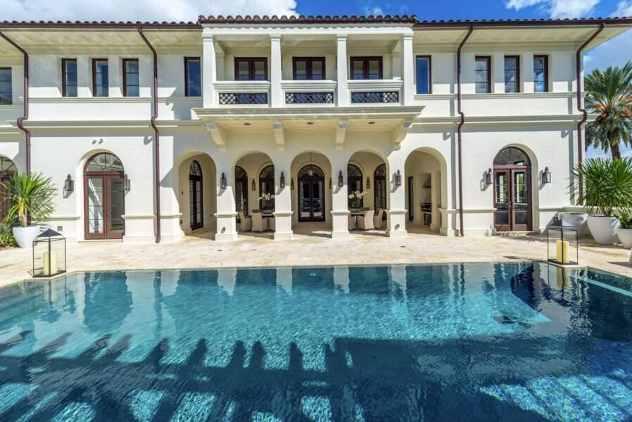 La piscine royale