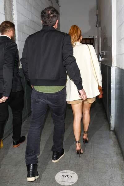 Jennifer Lopez et son compagnon Ben Affleck ne se cachent plus et vivent leur idylle au grand jour.