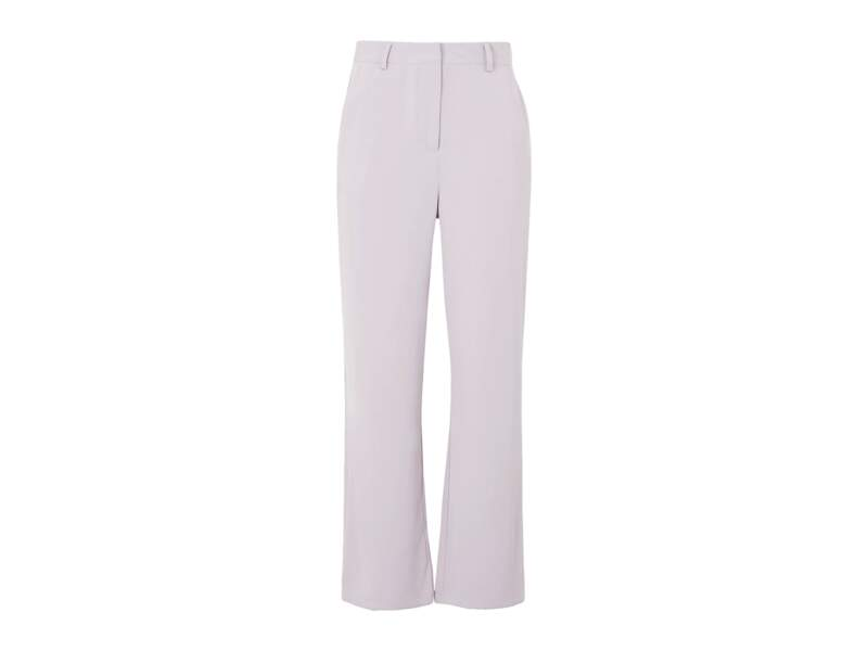 Pantalon en crêpe lilas, 41€ au lieu de 69€, 8 by YOOX