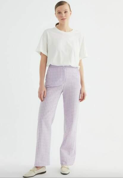 Pantalon classique, 29,99€ au lieu de 44,99€, Trendyol sur Zalando