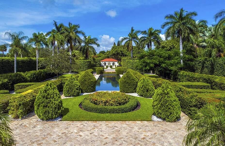 Ivanka Trump et Jared Kushner ont trouvé leur nouveau coin de paradis dans ce manoir de Miami