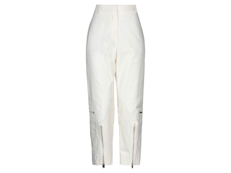 Pantalon beige, 147€ au lieu de 490€, Stella McCartney