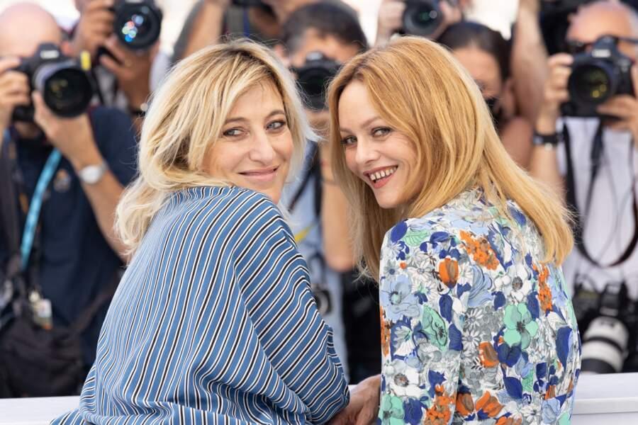 Valeria Bruni-Tedeschi et Vanessa Paradis complices et glamour
