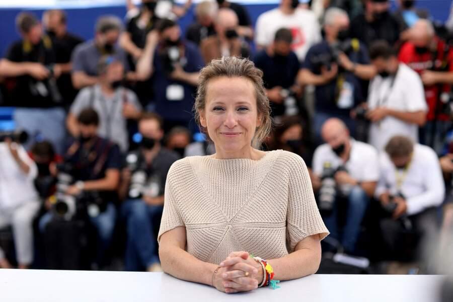 Flore Vasseur  au photocall du film Bigger than us