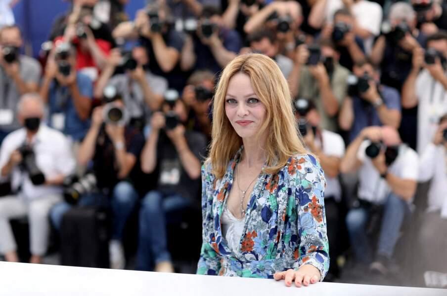 Vanessa Paradis sublime à Cannes