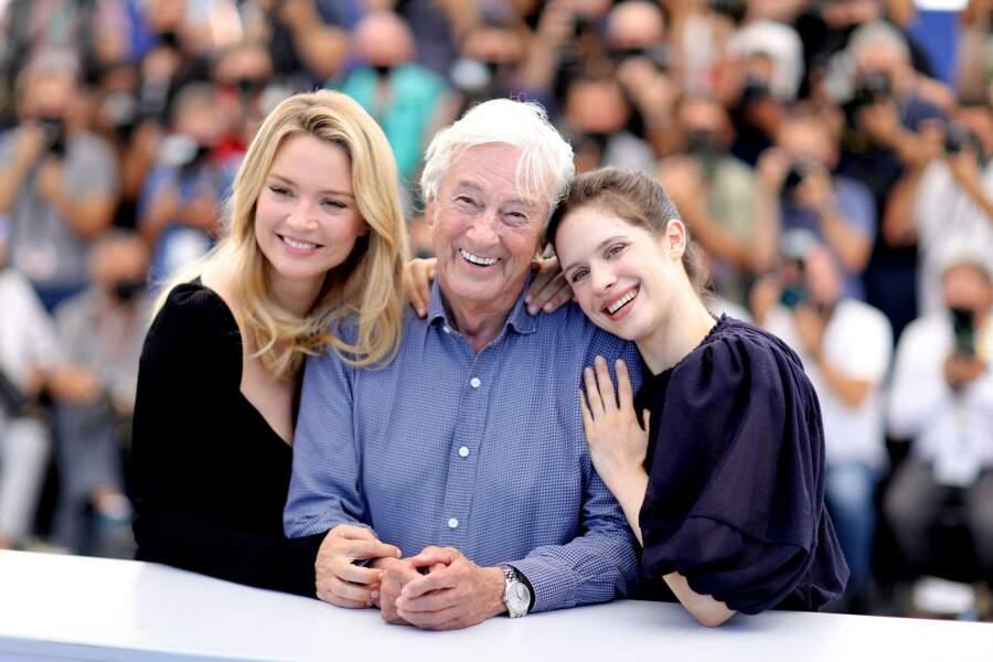 Un trio complice au 74ème festival international du film de Cannes
