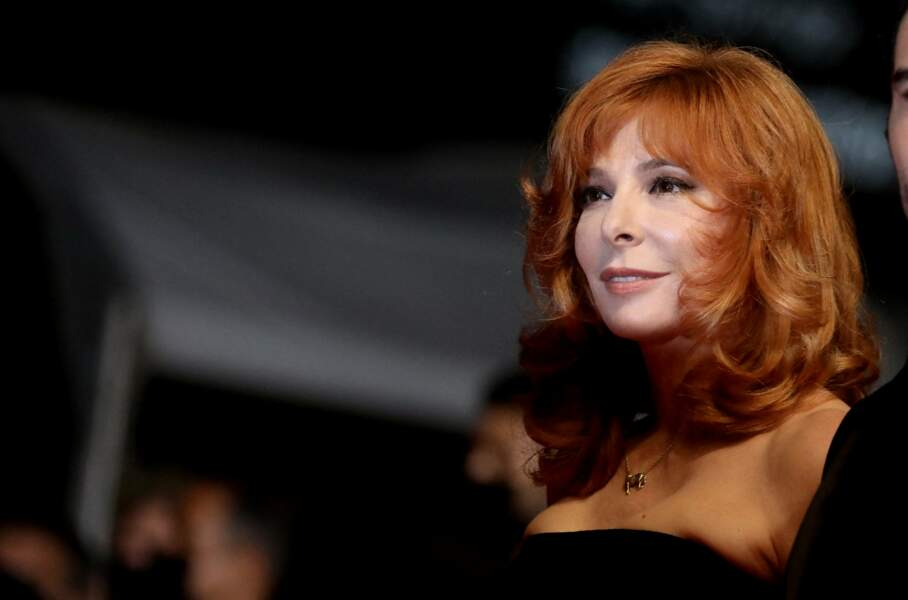 Mylène Farmer est apparue flamboyante lors du Festival de Cannes, ce 10 juillet