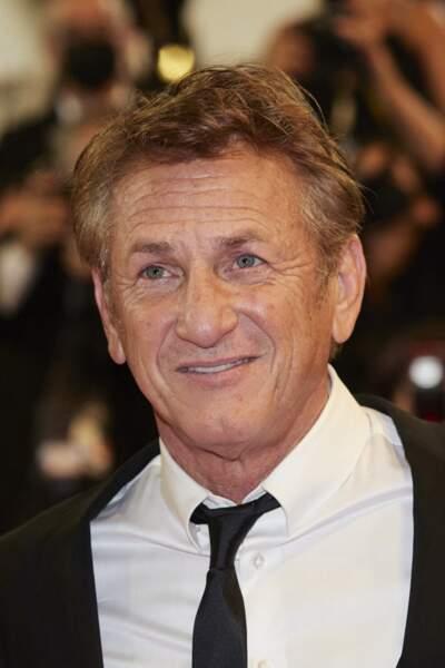 Après cinq ans d'absence, Sean Penn est de nouveau présent au Festival de Cannes pour présenter son nouveau film ce 10 juillet