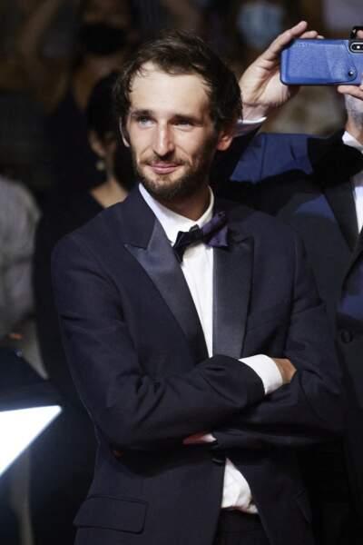 Hopper Jack Penn était également présent au Festival de Cannes aux côtés de son père, Sean Penn, ce 10 juillet