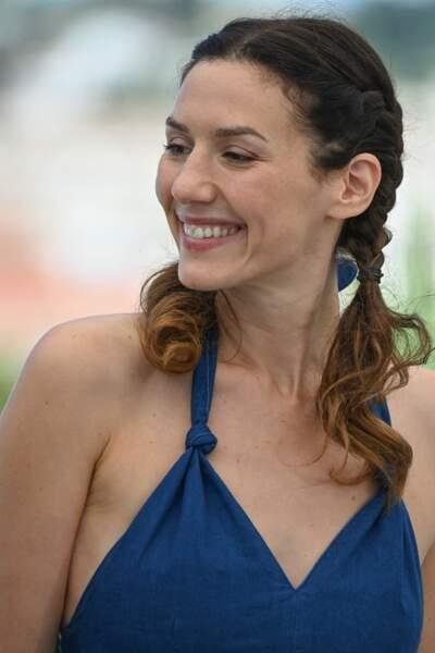 Doria Tillier joueuse au photocall des Talents Adami lors du 74ème festival international du film de Cannes, le 13 juillet 2021