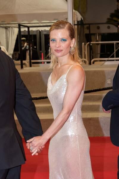 Mélanie Thierry, telle une sirène, a fait rêver le festival de Cannes.