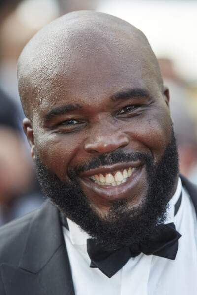 L'ancien boxeur professionnel Jean-Marc Mormeck a été aperçu, foulant le tapis rouge du Festival de Cannes ce 15 juillet 2021.