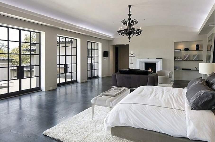 Avec ces huit chambres, les enfants de Jennifer Lopez et de Ben Affleck n'auront pas de difficulté à trouver celle de leurs rêves