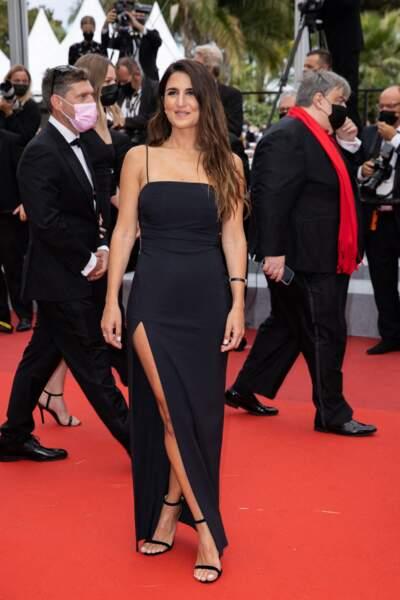 Géraldine Nakache est venue soutenir sa meilleure amie Leïla Bekhti venue présenter le film « Les intranquilles ».