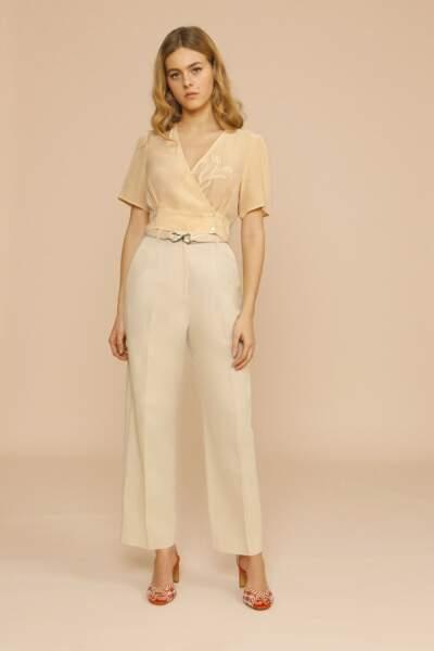 Pantalon Jeje, 145€, Rouje