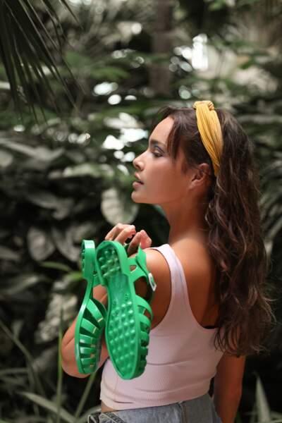 L'entreprise Méduse relance sa sandale phare de l'été 75 ans après sa création
