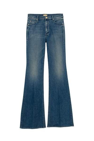 Jean flare The Doozy, 235€,  Mother