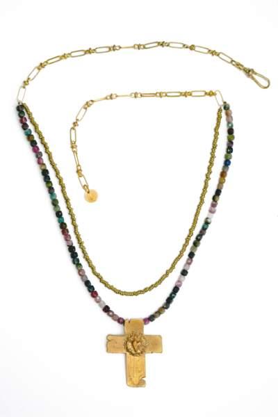Sautoir Judith, 390€, Carthage