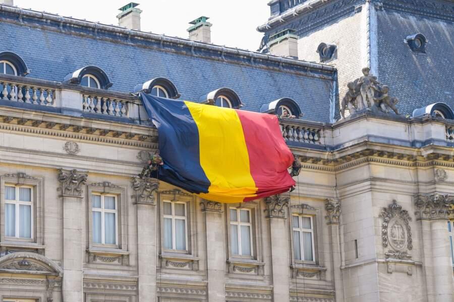 La fête nationale belge a lieu le 21 juillet.
