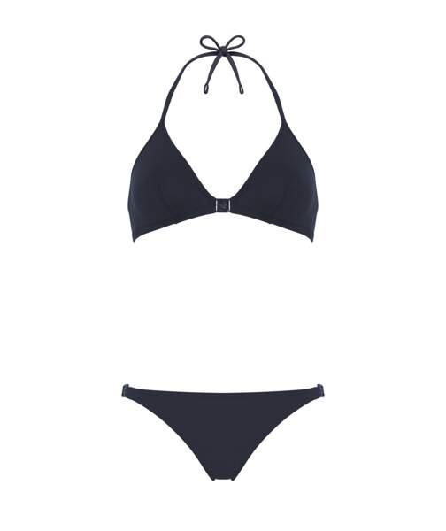 Bikini le triangle Clic à 200€ et la culotte Bim, 180€, Eres