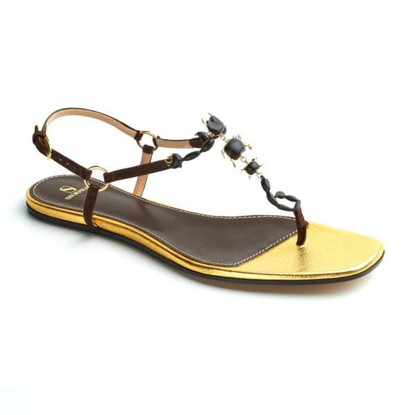 Sandales bijoux Bianca, 795€, Skorpios