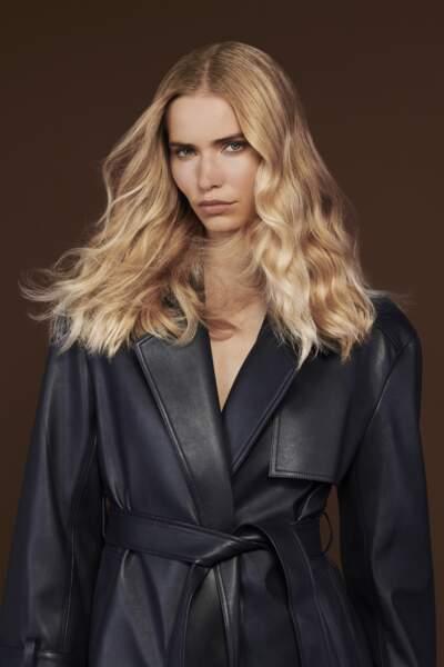 Le blond mise à 100% sur la lumière cet automne-hiver 2021/2022