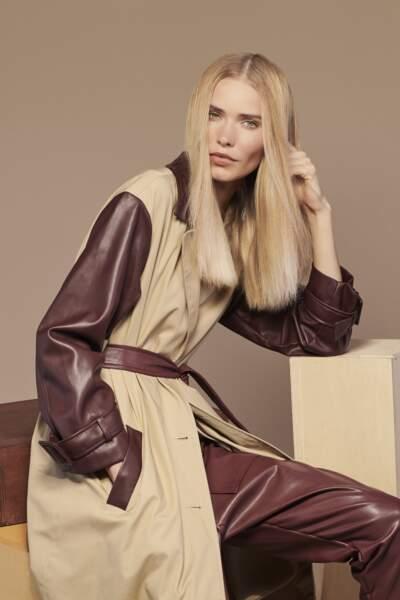 Les cheveux blonds, stars de l'automne-hiver 2021/2022