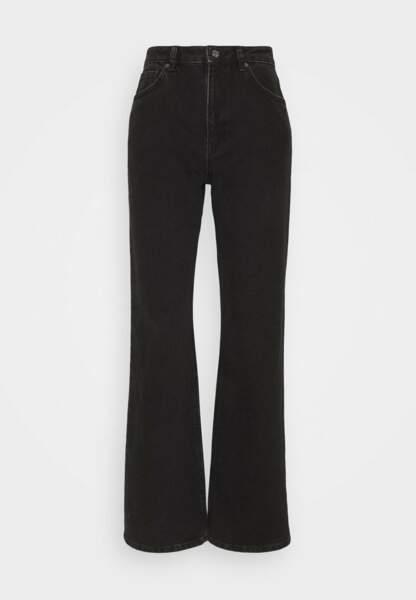 Pantalon noir, 30,45€, Na-Kd sur Zalando