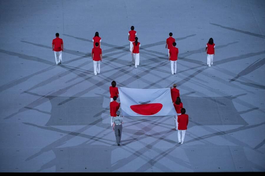 Le président a assisté à la Cérémonie d'ouverture des Jeux Olympiques de Tokyo, ce 23 juillet 2021
