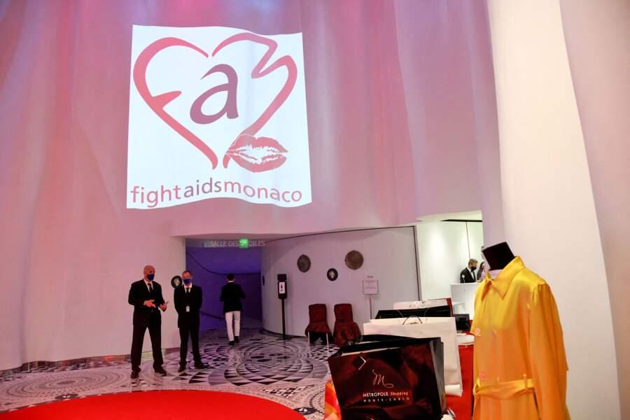 L'association Fight Aids Monaco, fondée en 2004 par la princesse Stéphanie de Monaco a organisé son gala ce 24 juillet