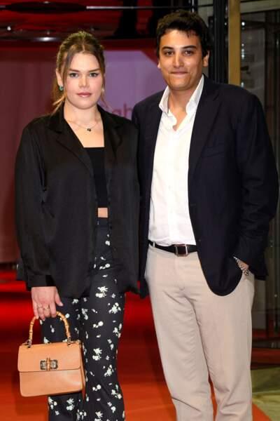 Camille Gottlieb est quant à elle venue avec son ami, Médy Anthony pour assister à la tombola de la soirée de Fight Aids Monaco, le 24 juillet