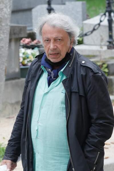 Hervé Vilard était un ami de longue date de Françoise Arnoul, décédée le mardi 20 juillet