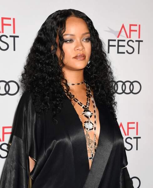 Rihanna à Los Angeles, le 14 novembre 2019