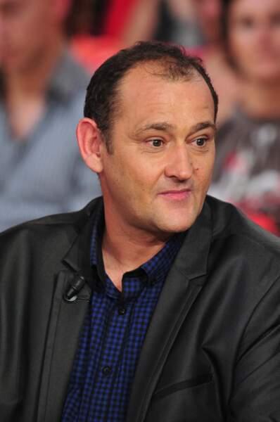 Jean-Francois Malet chez Vivement Dimanche en 2011.