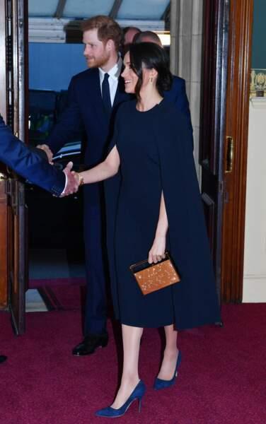 Fan de ses minaudières, la duchesse en possède une collection inestimable