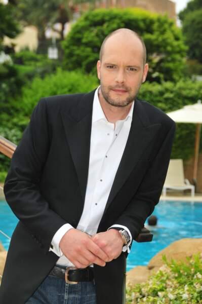 Virgile Bayle à Monaco, en 2010.
