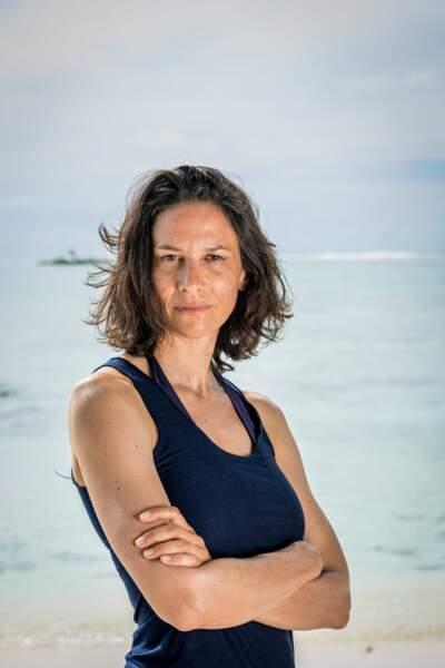 "Christelle Gauzet, 40 ans, a remporté ""Koh-Lanta : Caramoan"" en 2008."