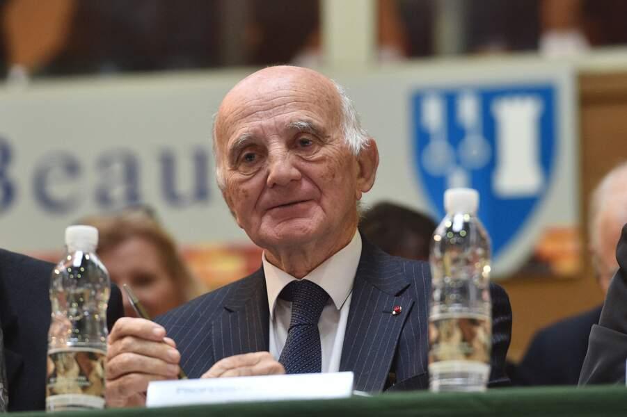 Le Pr. Gérard Saillant en 2019