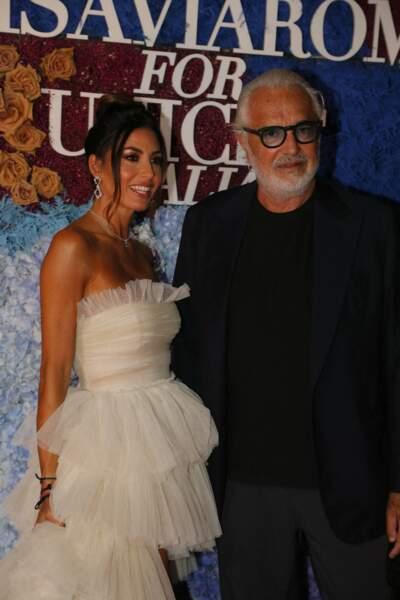 Elisabetta Gregoraci, l'ex-épouse de Flavio Briatore