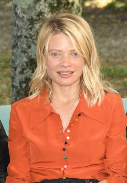 Mélanie Thierry est maman de deux enfants, Roman et Aliocha.