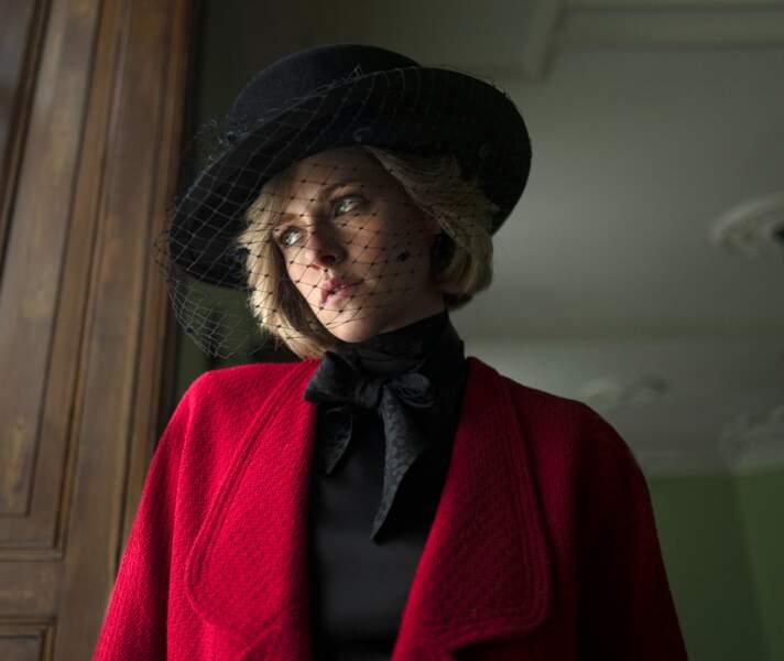 Kristen Stewart bluffante de ressemblance avec la princesse Diana