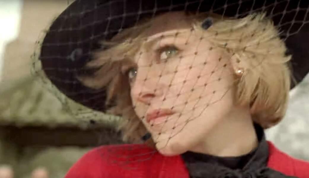 Kristen Stewart incarne avec délicatesse la princesse Diana dans le film Spencer