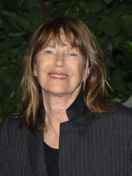 Jane Birkin a partagé un moment de complicité avec sa fille ce 27 août au Festival du Film Francophone d'Angoulême