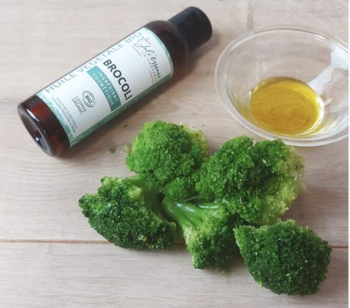 Huile Végétale de Brocoli bio, Joli Essence, 100 ml, 10,90€, joliessence.com