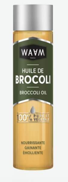 Huile de Brocoli, Waam Cosmetics, 16,90€, waamcosmetics.com